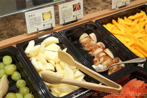 千疋屋総本店の世界のフルーツ食べ放題のきおう