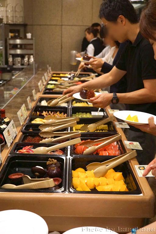 千疋屋総本店の世界のフルーツ食べ放題