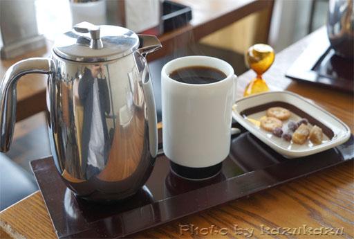 東京都世田谷区駒沢のアヂトのアヂコーヒー